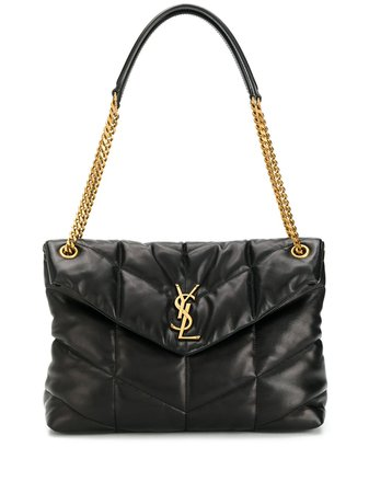 Saint Laurent Loulou Shoulder Bag - Farfetch