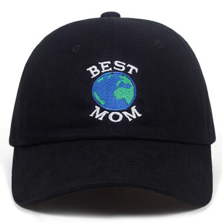 """Best Mother Earth"" Cap – WHITE MARKET USA"