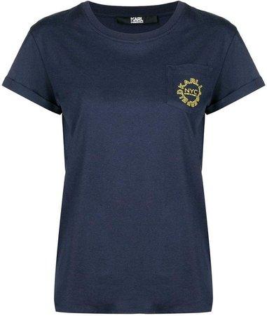city pocket T-Shirt