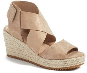 'Willow' Espadrille Wedge Sandal