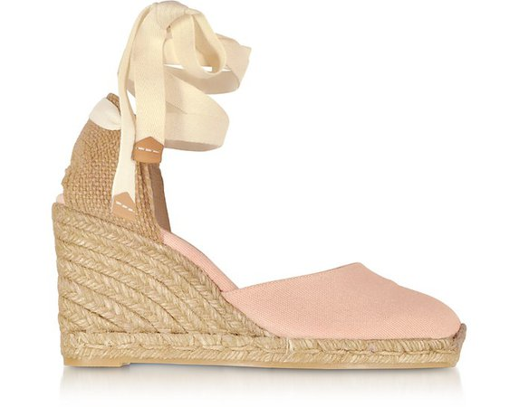 pale pink espadrilles - Google Search
