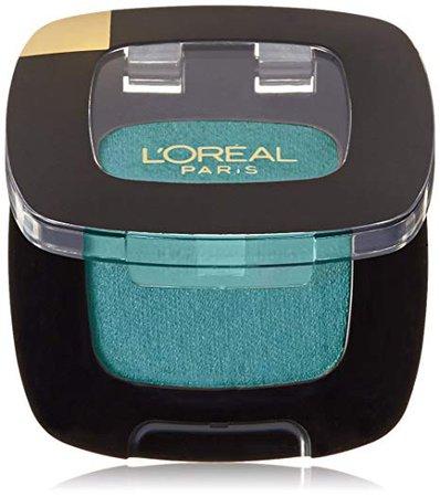 Amazon.com : L'Oreal Paris Makeup Colour Riche Monos Gel-to-Powder Eyeshadow, 213 Teal Couture (Shimmer), 0.12 oz. : Beauty