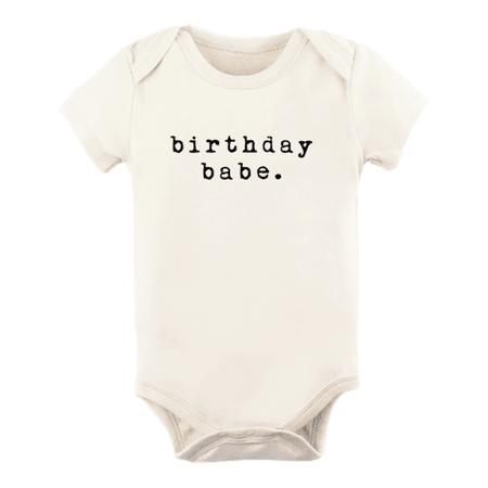 Birthday Babe - Organic Bodysuit – Tenth & Pine
