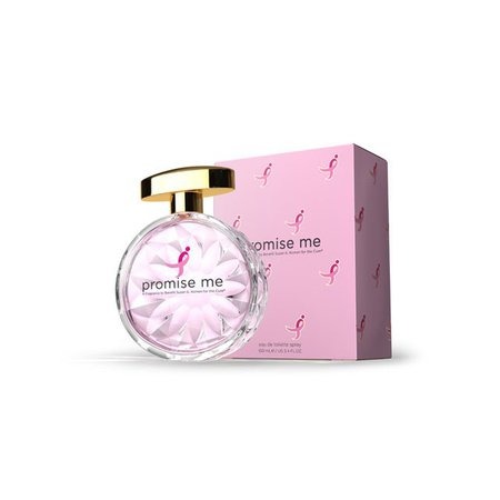 breast cancer pink ribbon perfume - Google Search