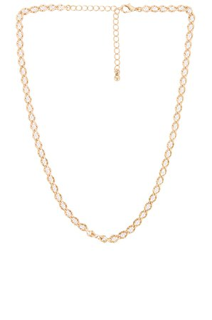 Amber Sceats Pearl Necklace in Gold | REVOLVE