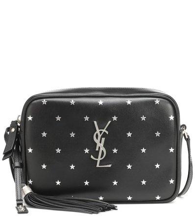 Saint Laurent - Lou Camera leather crossbody bag | Mytheresa