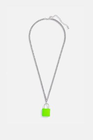 Locked Up Necklace – Adika
