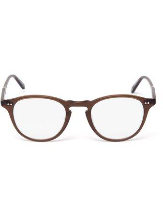 Garrett Leight Hampton Optical Glasses - Farfetch