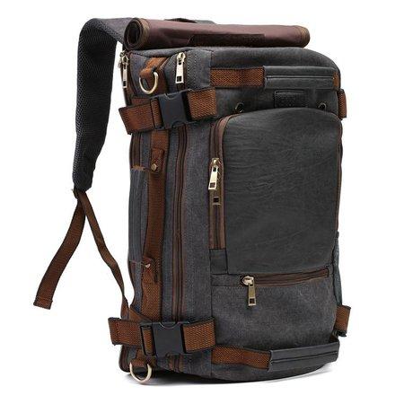Vintage Canvas Tactical Backpack Regular price €50,95