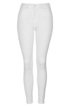 Topshop Moto Jamie High Waist Skinny Jeans (Regular & Petite) | Nordstrom