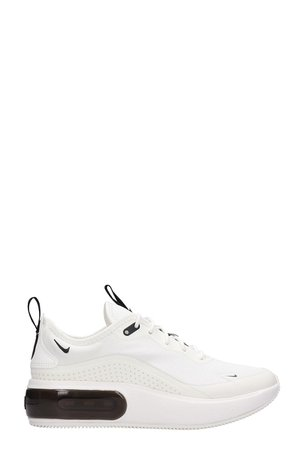 Nike Air Max Dia Sneakers White Leather