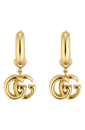Gucci Running Drop Earrings | Nordstrom
