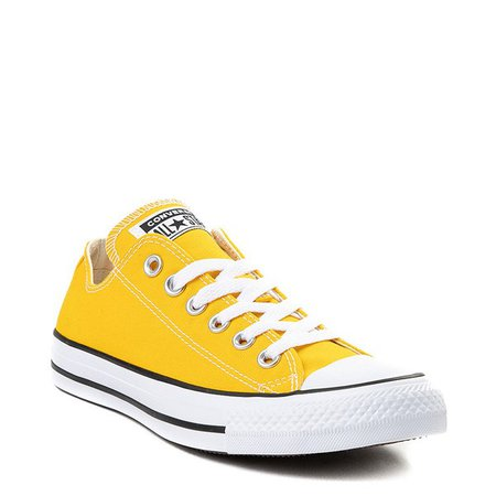 Converse Chuck Taylor All Star Lo Sneaker - Lemon | Journeys