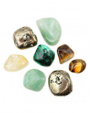 Healing Crystals Starter Kit | Chakra Healing Stones Set - Energy Muse