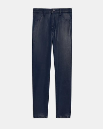 Alana High Rise Cropped Skinny Jean in Denim