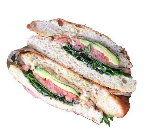 TTLA sandwich - whole foods