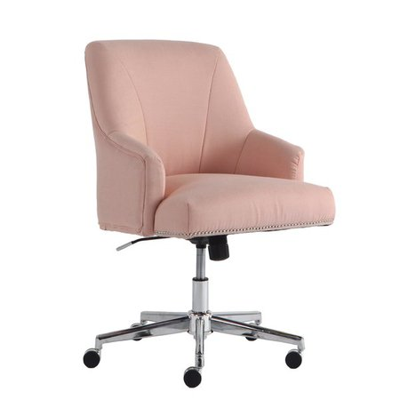 Serta at Home Serta Leighton Mid-Back Desk Chair & Reviews | Wayfair