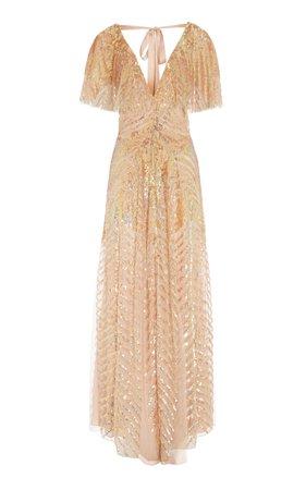 Temperley London Dusk Maxi Dress