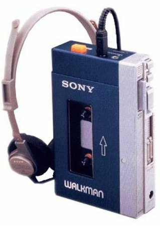 Walkman png