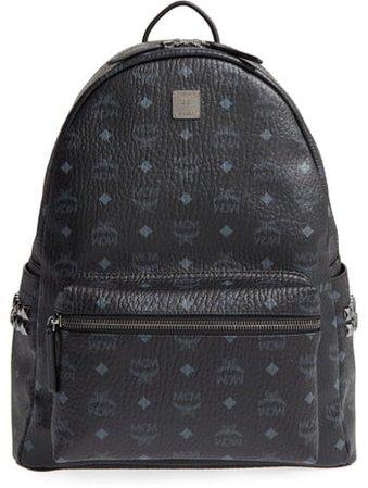 Medium Stark Visetos Studded Backpack