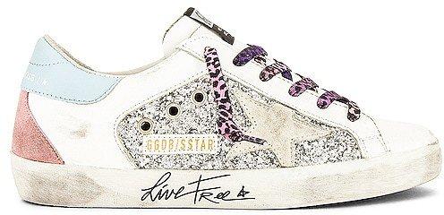 Superstar Glitter Sneaker