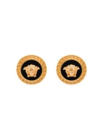 Versace Pendientes Tribute - Farfetch