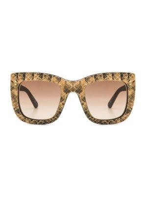 Python & Leopard Square