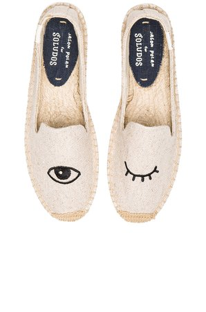 Wink Embroidery SM Slipper