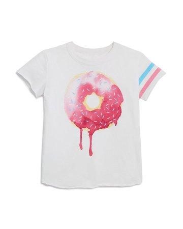 CHASER Girls' Painted-Donut Tee - Little Kid, Big Kid | Bloomingdale's