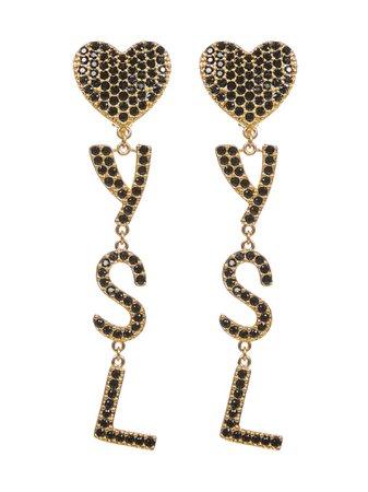 Saint Laurent Opyum Earrings