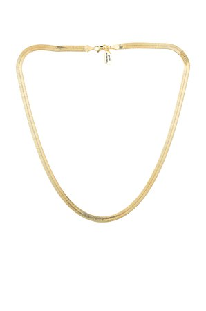 petit moments Cher Chain Necklace in Gold | REVOLVE