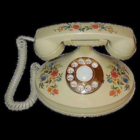floral phone