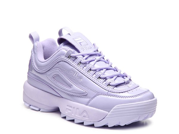 *clipped by @luci-her* Fila Disruptor II Premium Sneaker - Women's Women's Shoes | DSW