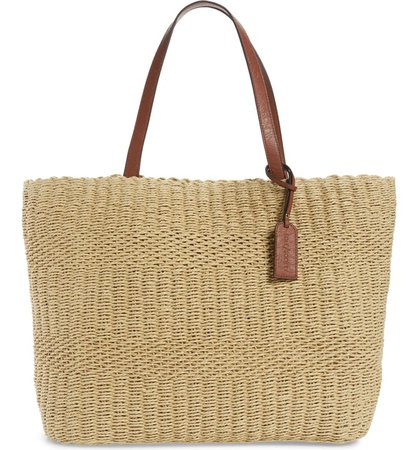 Sole Society Straw Tote | Nordstrom