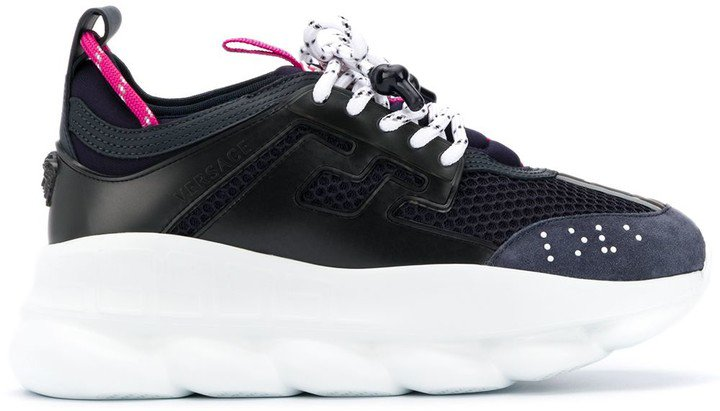Chunky Sole Sneakers