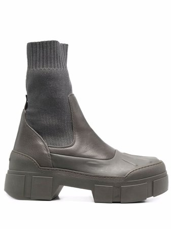 Vic Matie lug-sole ankle boots - FARFETCH