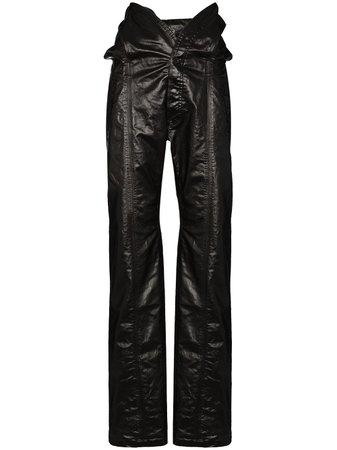 Y/Project open-fly Look Trousers - Farfetch
