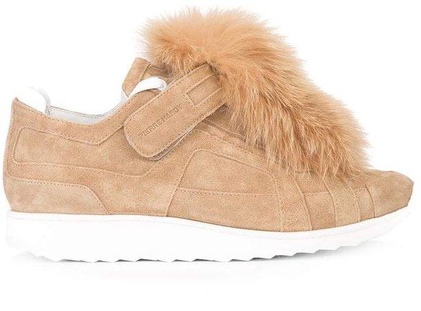 hook & loop sneakers