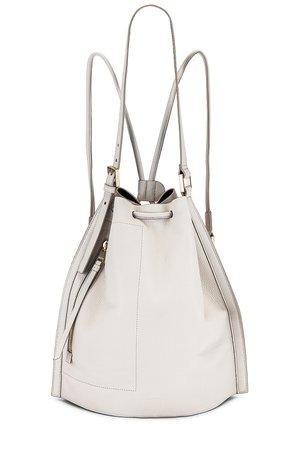 ALLSAINTS Alpha Backpack in White | REVOLVE