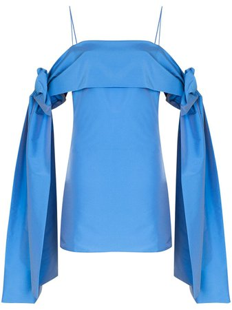 Bernadette, Timothy Off-The-Shoulder Mini Dress
