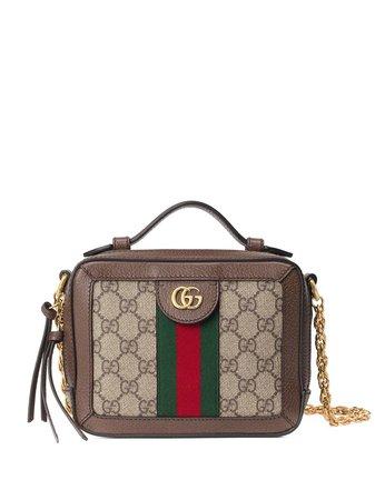 Gucci Mini Ophidia Gg Shoulder Bag Ss20 | Farfetch.com