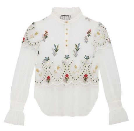 sretsis gianna blouse