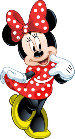 Minnie Mouse | PNG All