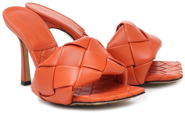 Lido leather sandals