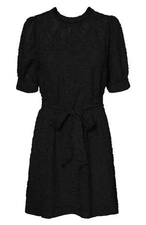 VERO MODA Floral Tie Waist Dress | Nordstrom