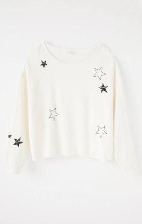 Night Owl Starry Sweatshirt – Z SUPPLY