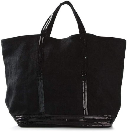 Sequinned Tote