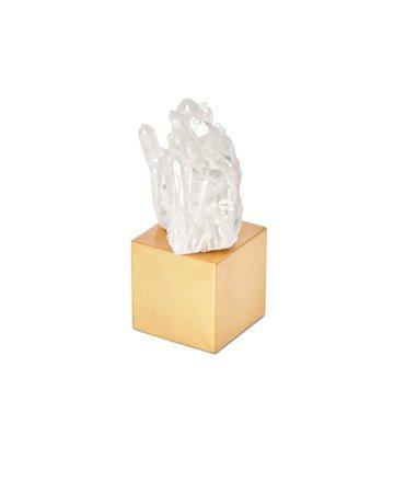 Small Crystal Point Decorative Object | Kendra Scott