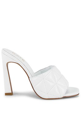 RAYE Aero Heel in White | REVOLVE