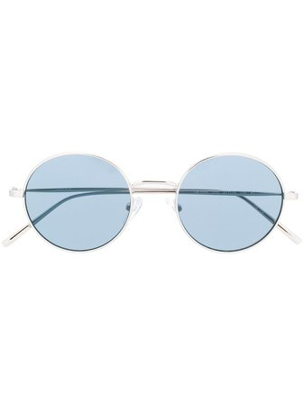 Dkny Dk105S Round Tinted Sunglasses